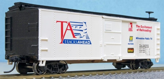 Tracks Ahead model