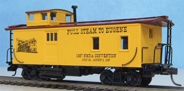 Full Steam to Eugene
